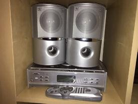 Mini CD/radio