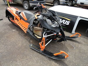 """PARTING OUT 2014 ARCTIC CAT M8 SNO PRO LIMITED 153"""""""