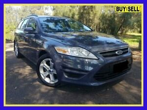 2013 Ford Mondeo MC LX TDCi Grey Sports Automatic Dual Clutch Wagon Lansvale Liverpool Area Preview