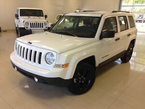 2015 Jeep Patriot ALTITUDE NORTH BLANC 4X4 UCONNECT