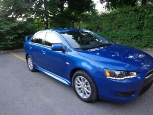 2012 Mitsubishi Lancer Sedan SE,5 Speed.Mechanic A1