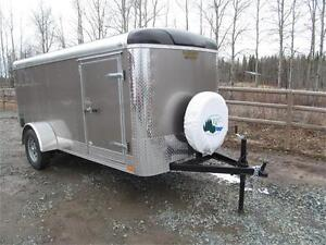 PREOWNED  5 X 12 ENCLOSED CARGO