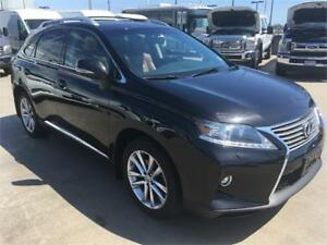 2015 LEXUS RX350 black just 49.000 km NAV 2 sets of tires RX 35