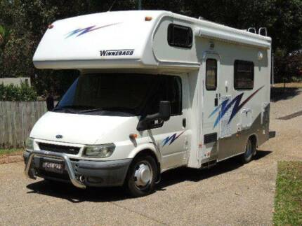 Winnebago RV Motor Home Parramatta Park Cairns City Preview