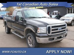2006 Ford F-350 Super Duty LARIAT 4d