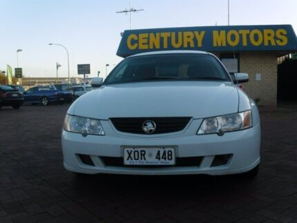 2004 Holden Commodore Vyii Acclaim Heron White 4 Speed Automatic Wagon Thorngate Prospect Area Preview