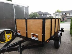 Good quality trailer for sale