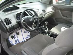 2011 Honda Civic Cpe DX-G...INSPECTED...FINANCING AVAILABLE! St. John's Newfoundland image 4