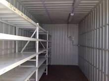 20ft shipping container with lights and sheves Mackay Harbour Mackay City Preview