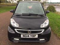 2014 14 SMART FORTWO 1.0 EDITION 21 MHD 2D AUTO 71 BHP