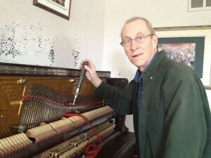 Piano Tuning & Repair - Dwight Mallory