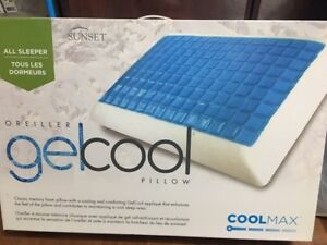 GEL COOL PILLOW- BRAND NEW IN BOX