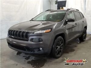 Jeep Cherokee North V6 4x4 MAGS Noirs 2014