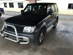 Prado GXL 4.0L Petrol Manual Wagon 4x4 Laidley Lockyer Valley Preview
