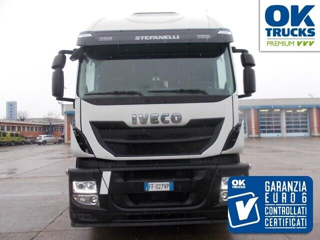 Iveco Stralis AT440S33T/P CNG