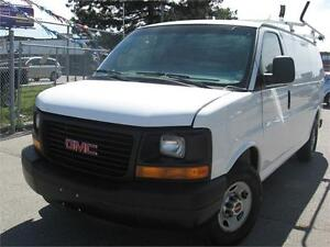 2010 GMC Savana Cargo Van CERTIFIED!WE FINANCE!