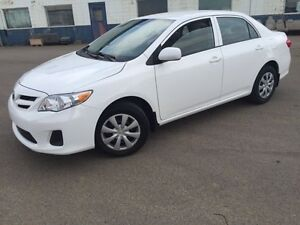 2012 Toyota Corolla - only 130 km