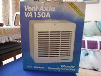 "Vent-Axia 6"" Domestic Extract Fan - new boxed"