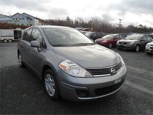 BRAND NEW TIRES INCLUDED!!! , NEW MVI , 2009 VERSA WITH A/C!