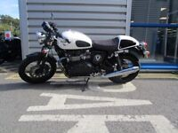 Triumph Thruxton Ace Cafe -Special Edition
