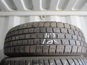 195/65R15 SINGLE ONLY USED KINGSTAR A/S TIRE