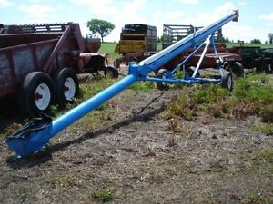 Allied Grain Auger