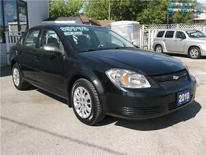 2010 CHEVROLET COBALT LS *** LOW KMS *** GAS SAVER ***