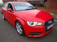 63 AUDI A3 TDI SPORT 5 DOOR DIESEL TAX EXEMPT