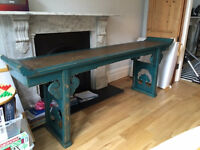 Asian Console/Side Table