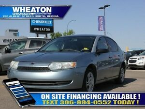 2003 Saturn Ion 2 Midlevel