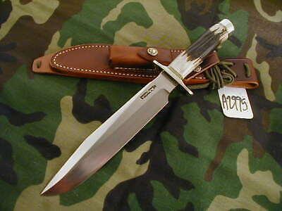 "RANDALL KNIFE KNIVES #1-8"",SS,NSDH,BL.-AL.S,STAG,DB, C STY. SH. #A2995"