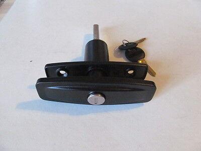 Truck Bed Tonneau Cover Lock Keys Pop-up T-handle Clockwise TriMark 13946-01