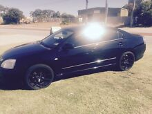 2005 Mitsubishi 380 DB GT Black Automatic Sedan Wangara Wanneroo Area Preview