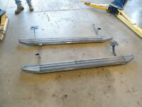 TUCSON RUNNING BOARDS