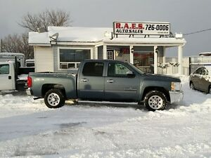 "2012 Chevrolet Silverado 1500 LS Cheyenne Edition ""Just Arrived"""