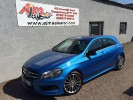 2015 64 MERCEDES-BENZ A CLASS 1.5 A180 CDI BLUEEFFICIENCY AMG SPORT 5D 109 BHP D