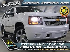 2013 Chevrolet Tahoe LTZ Leather | Nav | Sunroof