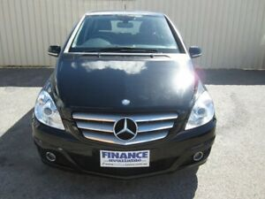 2009 Mercedes-Benz B180 245 08 Upgrade CDI Jet Black Continuous Variable Hatchback Windsor Gardens Port Adelaide Area Preview