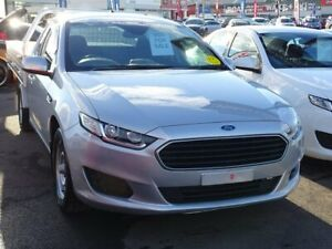 2015 Ford Falcon FG X Super Cab Silver 6 Speed Sports Automatic Cab Chassis Albion Park Rail Shellharbour Area Preview