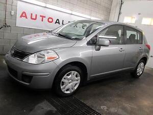 2011 Nissan Versa AUTOMATIQUE A/C VITRES ÉLEC. *RÉSERVÉ*