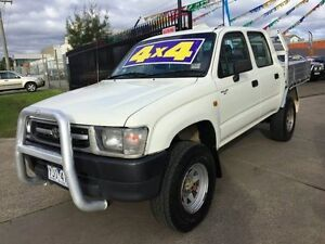 2002 Toyota Hilux RZN169R (4x4) 5 Speed Manual 4x4 Brooklyn Brimbank Area Preview