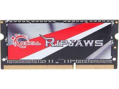 G.SKILL Ripjaws Series 8GB 204-Pin DDR3 SO-DIMM DDR3L 1600 (PC3L 12800) Laptop M