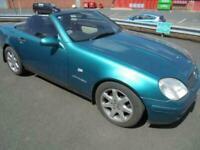 1997 Mercedes-Benz SLK SLK 230K 2dr Auto CONVERTIBLE Petrol Automatic