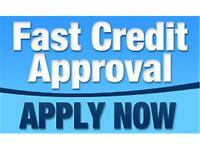 WE SAY YES!! You're approved!! Bankruptcy or Repo is OK!