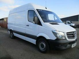 Mercedes-Benz Sprinter 314 CDI MWB 3.5T HIGH ROOF BLUE EFFICIENCY VAN (2016)