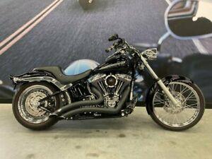 2015 Harley-Davidson FXST Softail Standard Cruiser 1690cc