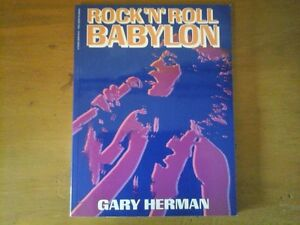 Rock N Roll Babylon Book