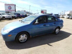 2001 Ford FOCUS ZTS For Sale Edmonton