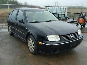 parting out 2004 volkswagon jetta 1.8 turbo