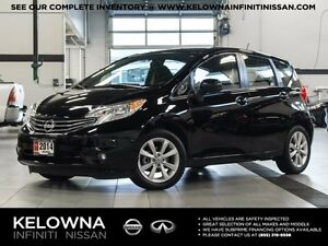 2014 Nissan Versa Note 1.6 SL CVT w/Technology Package